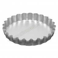 "8"" Deep Fluted Flan - Loose Base"