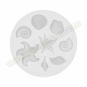 Shells and Star Fish Mould