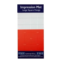 Large Square Impression Mat