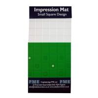 Small Square Impression Mat
