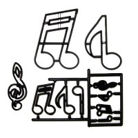 Extra Large Music Notes Cutter Set
