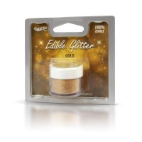 Gold - Edible Glitter