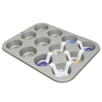 Non Stick 12 Cup Muffin/Cupcake Pan