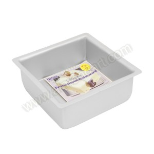 "7"" Square Cake Tin - 3"" Deep"