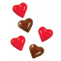 Mini Hearts Chocolate / Candy Sheet Mould