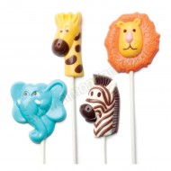Animal Fun Chocolate / Candy Sheet Mould