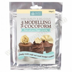 White Modelling Cocoform 150g