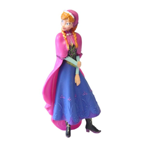 Anna from Frozen - Cake Topper