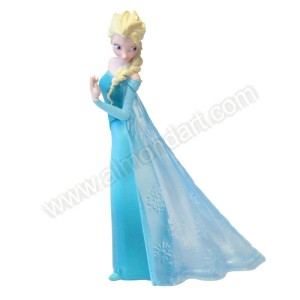 Elsa from Frozen - Cake Topper