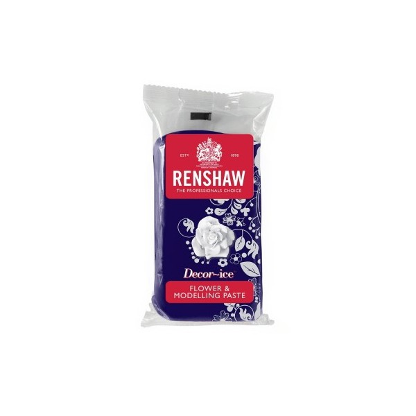 Renshaw Forget Me Not Blue Flower & Modelling Paste - 250g