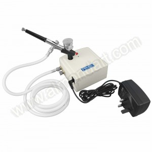 Air Brush & Compressor Kit