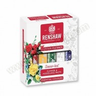 Renshaw Multipack Flower & Modelling Paste Essentials - 5pk