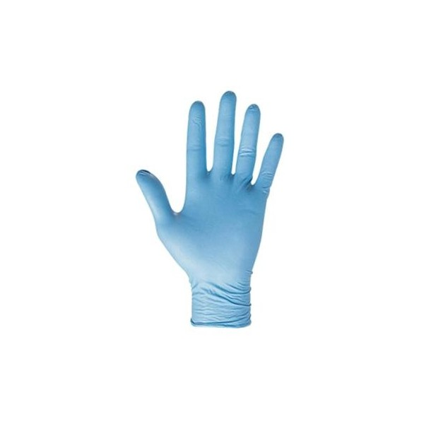 Blue Latex Gloves - Medium - 10pk