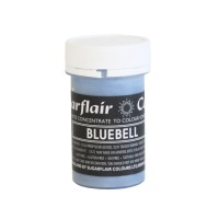Sugarflair Bluebell Pastel Paste Colour - 25g