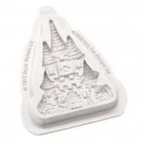 Sugar Buttons Fairytale Castle Mould