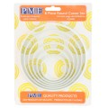 PME Circle Cutters - Set of 6