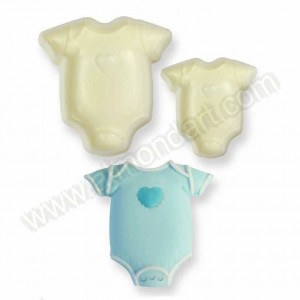 Jem Easy Pops Mould - Baby Grow - Set of 2