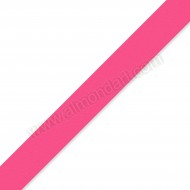 15mm Fuchsia Double Sided Satin Ribbon - 1m