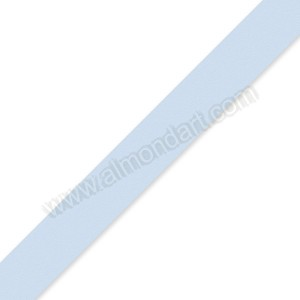 15mm Baby Blue Double Sided Satin Ribbon - 1m