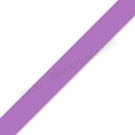 15mm Purple Double Sided Satin Ribbon - 1m