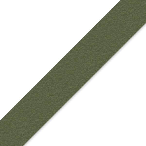 25mm Olive Green Double Sided Satin Ribbon - 1m