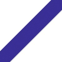 25mm Royal Blue Double Sided Satin Ribbon - 1m