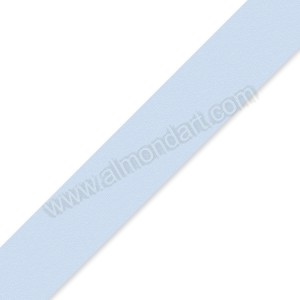 25mm Baby Blue Double Sided Satin Ribbon - 1m