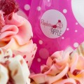 Raspberry Ripple Natural Flavoured Icing Sugar - 500g