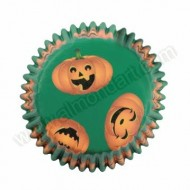 Pumpkin Pals Cupcake Cases - 60pk