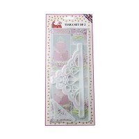 Tiara Cutters - Set of 2