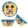 Mickey Mouse Cupcake Cases - 25pk