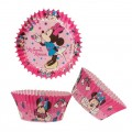 Minnie Mouse Cupcake Cases - 25pk