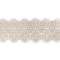 Edible Vintage Lace - Pearl - 385mm x 75mm