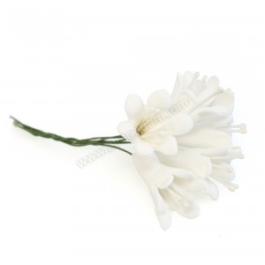 White Jasmine Stems - 6 pack