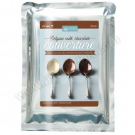 Belgian Milk Chocolate Couverture - 300g