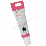 Cake Star Black Writing Icing - 25g Tube