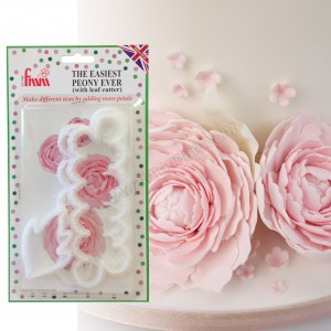 FMM 'The Easiest Peony Ever' Cutter - Set of 3