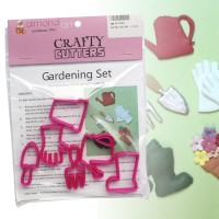Gardening Cutter Set - 6pc
