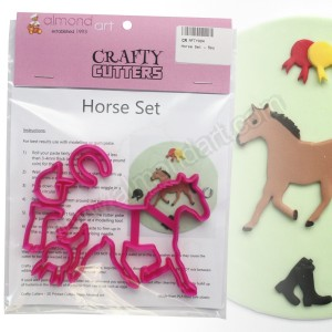 Horse Cutter Set - 5pc