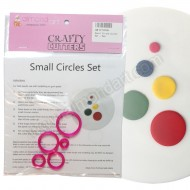 Small Circle Cutter Set - 5pc