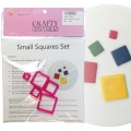 Small Square Cutter Set - 5pc