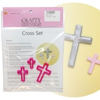 Cross Cutter Set - 3pc