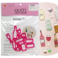 Drinks Cutter Set - 10pc