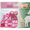 Safari Cutter Set - 5pc