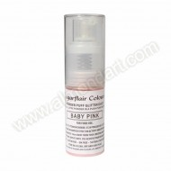 Baby Pink - Sugarflair Powder Puff Pump Spray - 10g