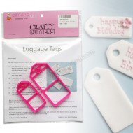 Luggage Tag Cutter Set - 2pc