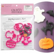 Halloween Cutter Set - 6pc