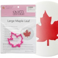 Large Maple Leaf Cutter