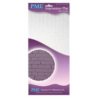 Brick Design - PME Impression Mat