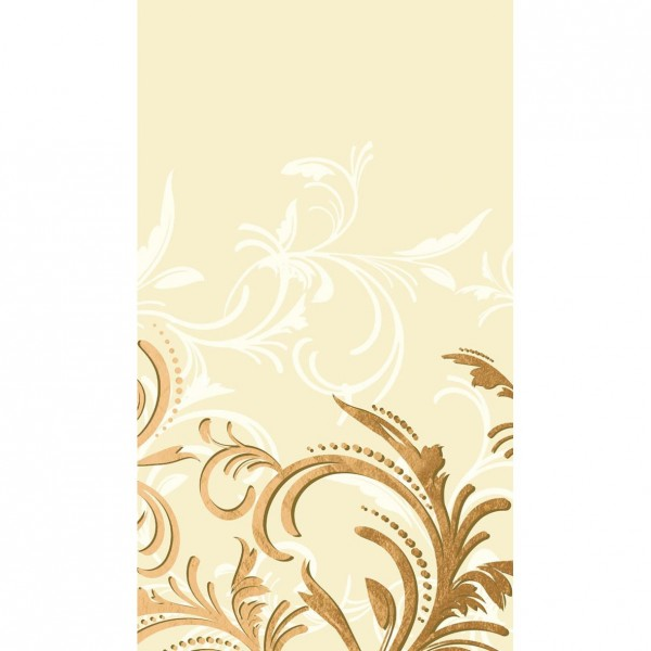 Grace Cream Table Cover